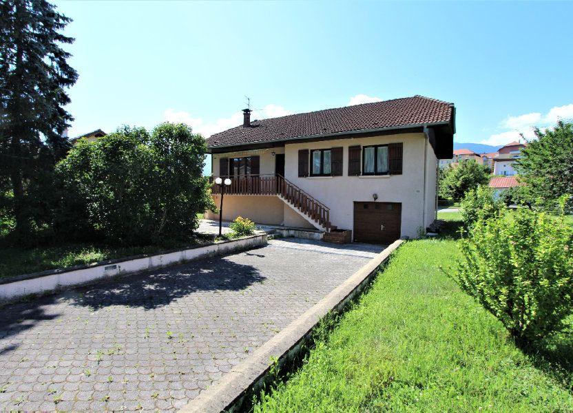 Maison à vendre 180m2 à Saint-Genis-Pouilly