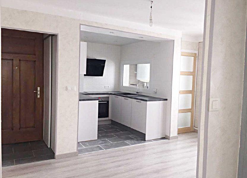 Appartement à vendre 62.82m2 à Bellegarde-sur-Valserine