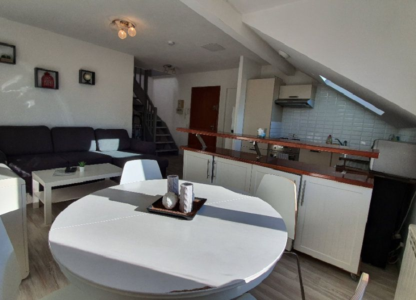 Appartement à vendre 43.68m2 à Grilly