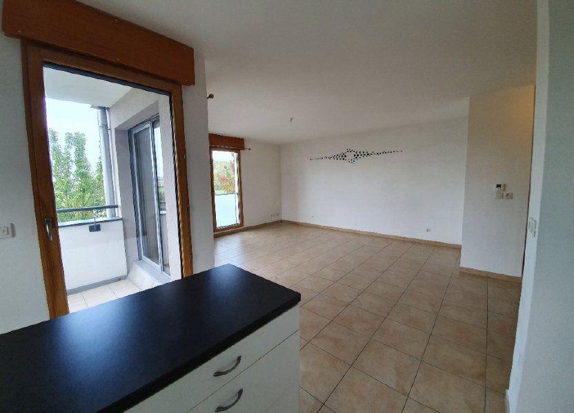 Appartement à vendre 77.2m2 à Prévessin-Moëns