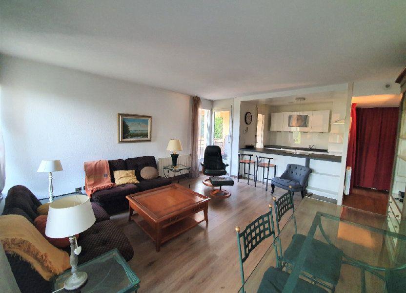 Appartement à vendre 53.42m2 à Ferney-Voltaire