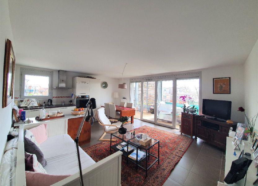 Appartement à vendre 68.3m2 à Prévessin-Moëns