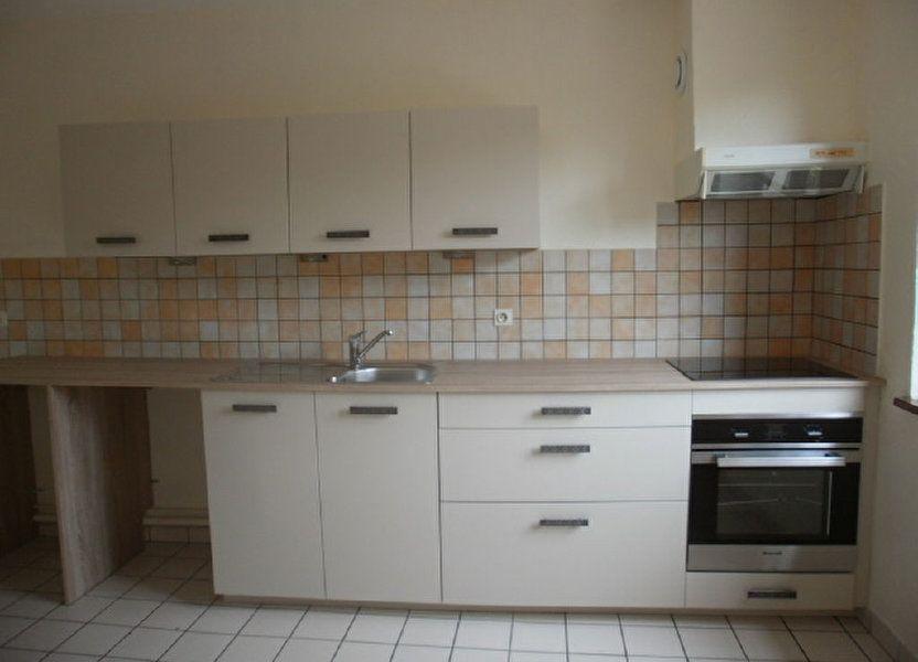 Appartement à louer 86m2 à Saint-Flour