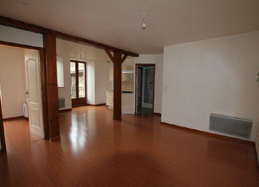 Appartement à louer 51.2m2 à Saint-Flour