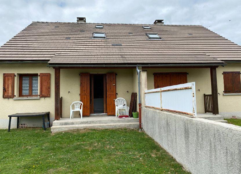 Maison à vendre 188m2 à Faverolles