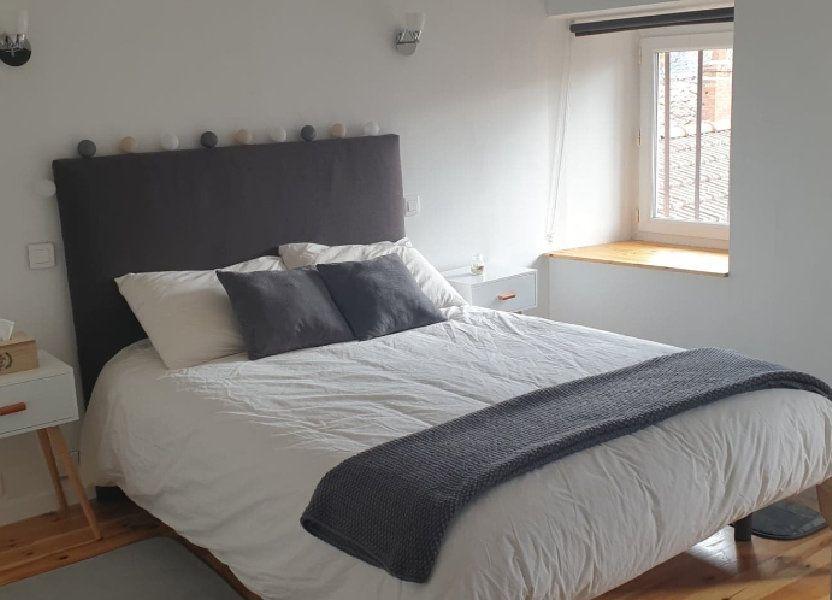Appartement à louer 54m2 à Saint-Flour