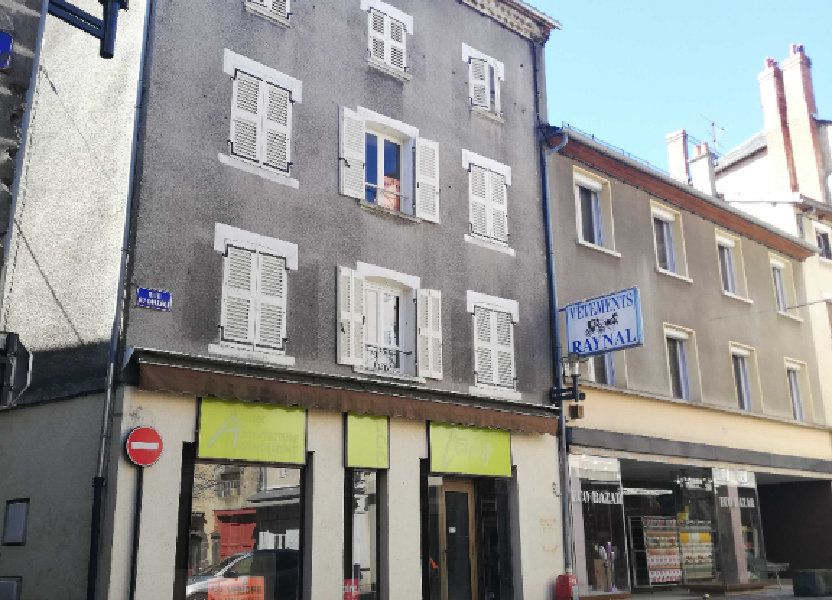 Immeuble à vendre 100m2 à Saint-Flour