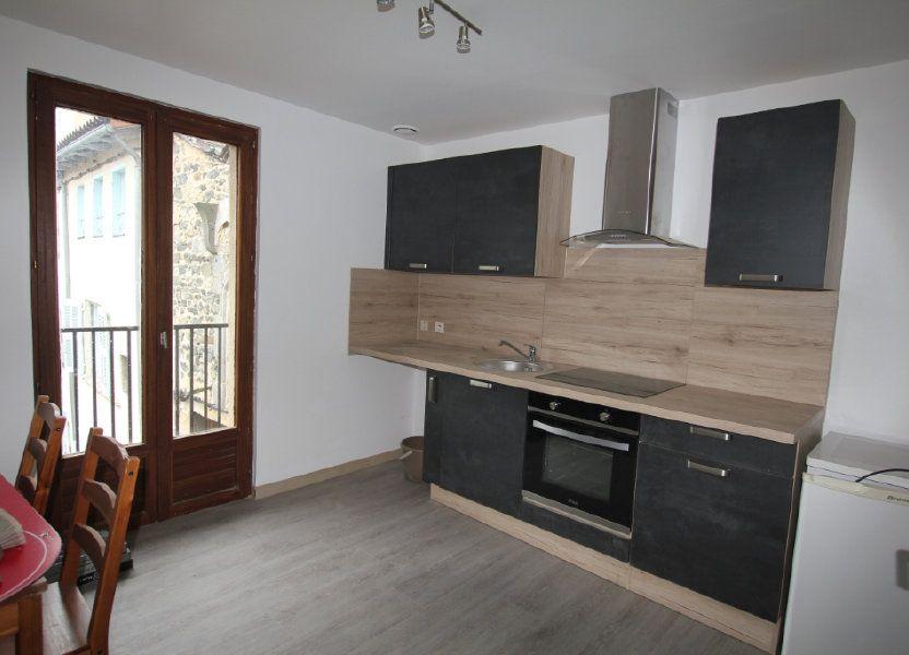 Appartement à louer 29m2 à Saint-Flour