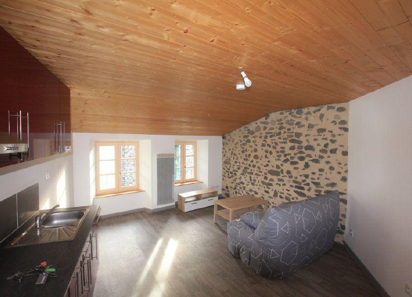 Appartement à louer 36m2 à Saint-Flour