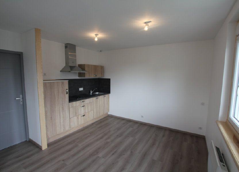 Appartement à louer 27.6m2 à Saint-Flour