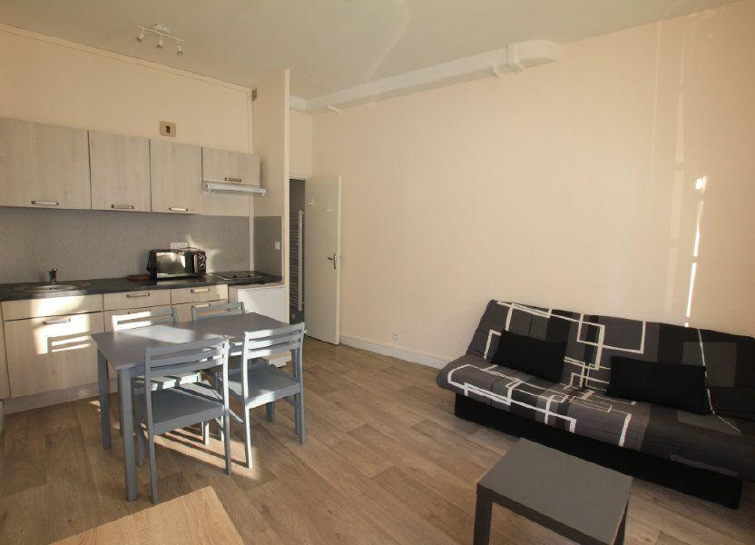 Appartement à louer 17.5m2 à Saint-Flour