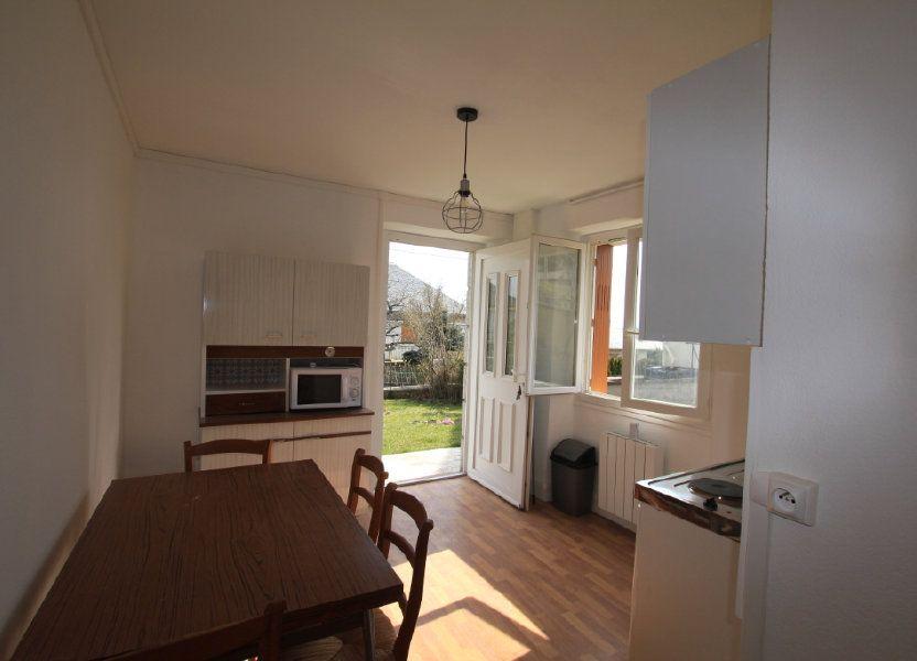 Appartement à louer 24.88m2 à Saint-Flour