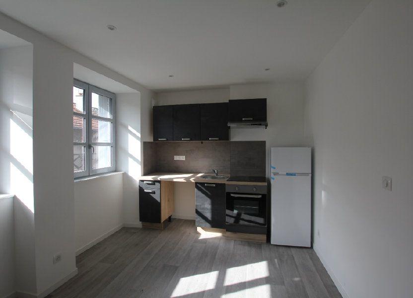 Appartement à louer 38m2 à Saint-Flour