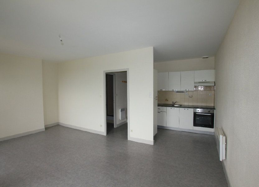 Appartement à louer 48m2 à Saint-Flour