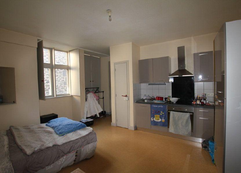 Appartement à louer 24.3m2 à Saint-Flour