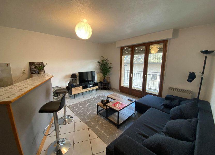 Appartement à louer 42.64m2 à Saint-Flour
