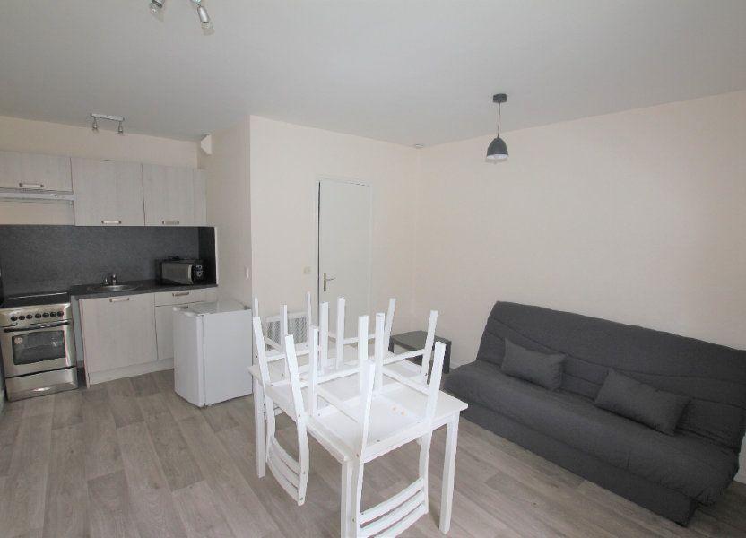 Appartement à louer 19.4m2 à Saint-Flour