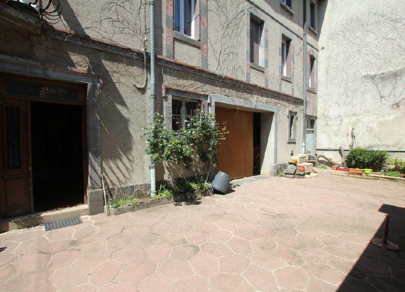 Appartement à vendre 112m2 à Saint-Flour
