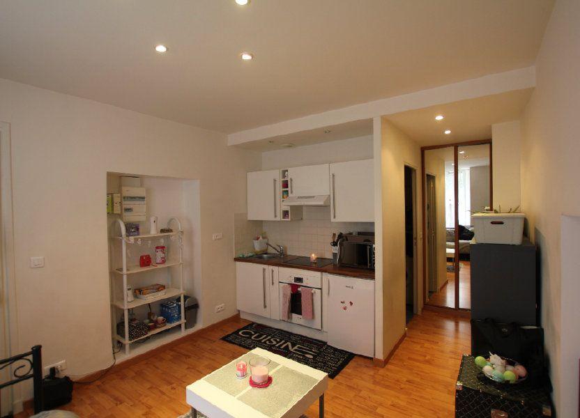 Appartement à louer 19.3m2 à Saint-Flour