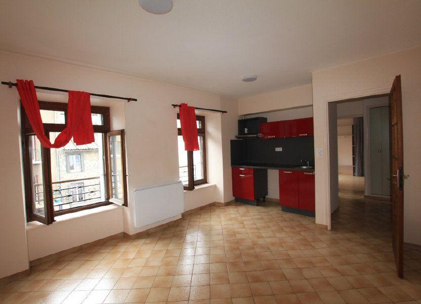 Appartement à louer 40m2 à Saint-Flour