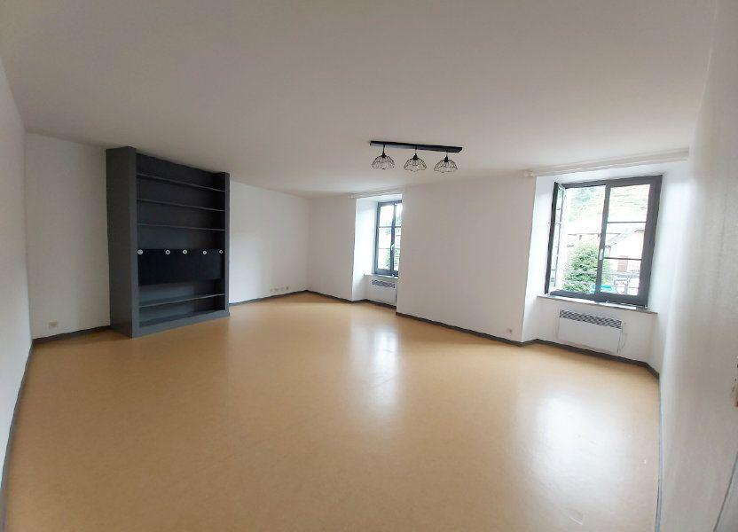 Appartement à louer 102m2 à Saint-Flour