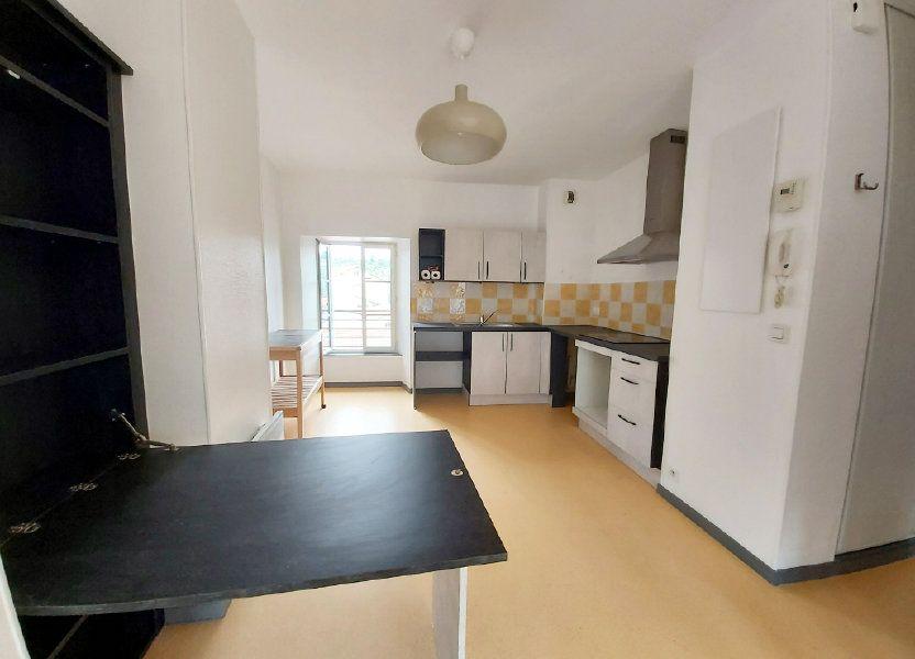 Appartement à louer 50m2 à Saint-Flour