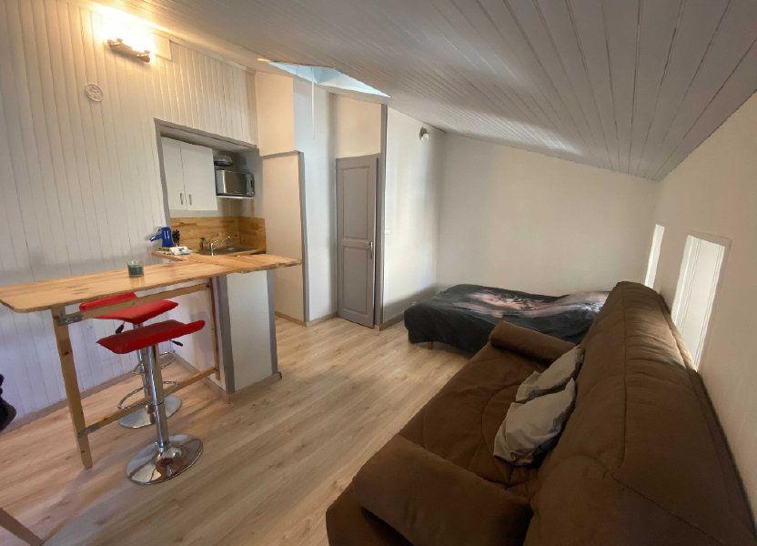 Appartement à louer 22m2 à Saint-Flour