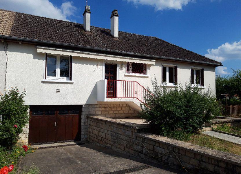 Maison à louer 90m2 à Varennes-Vauzelles