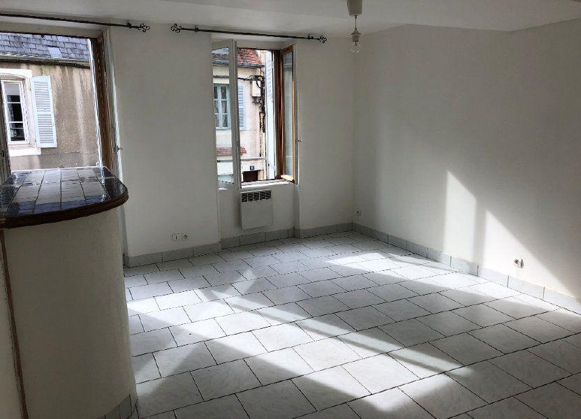 Appartement à louer 42m2 à Nevers