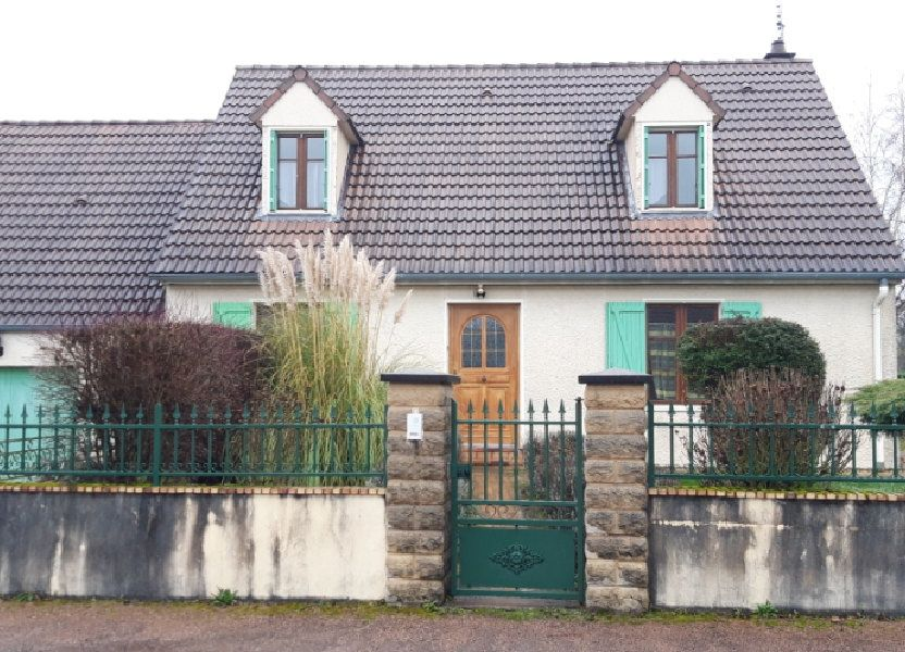 Maison à louer 131m2 à Varennes-Vauzelles