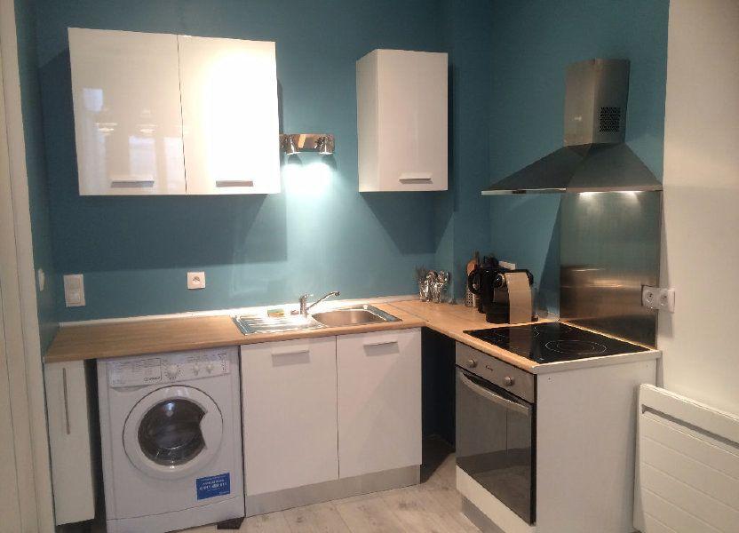Appartement à louer 50.2m2 à Nevers