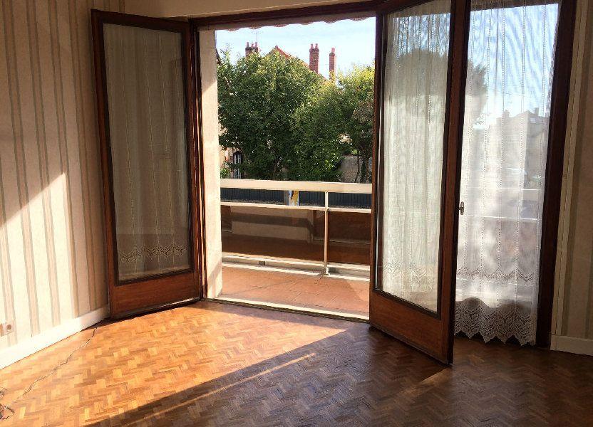 Appartement à louer 45.65m2 à Nevers