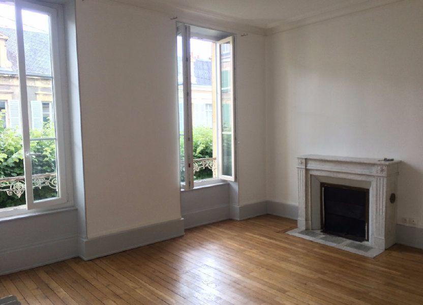 Appartement à louer 49.67m2 à Nevers