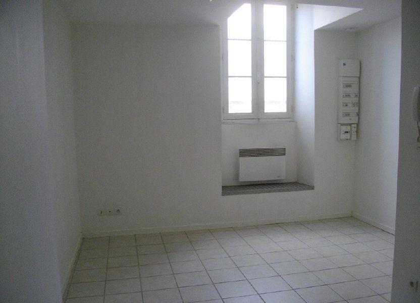 Appartement à louer 39.86m2 à Bourges