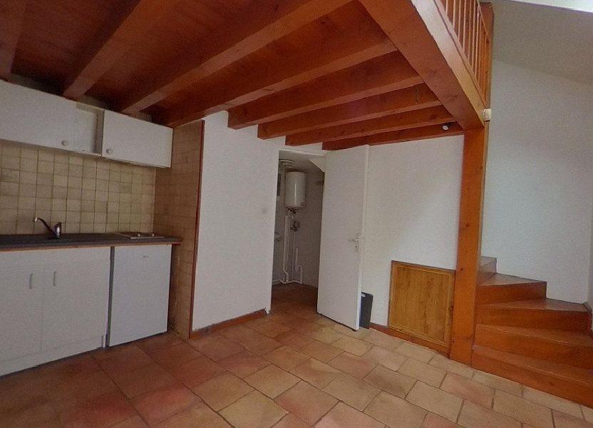 Appartement à louer 22.65m2 à Nevers