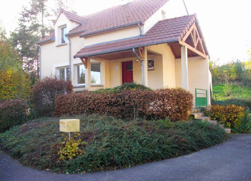 Maison à louer 125.47m2 à Bourges