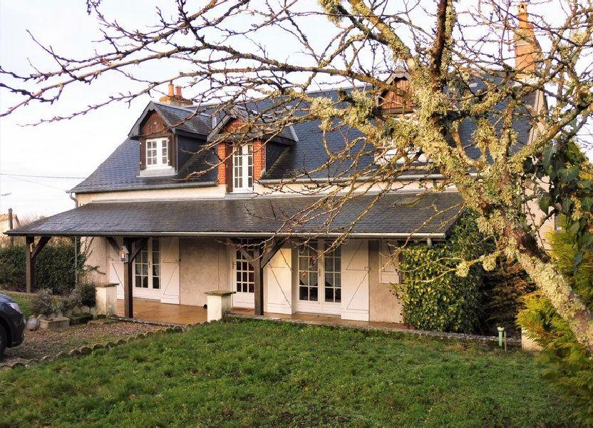 Maison à vendre 104m2 à Cercy-la-Tour