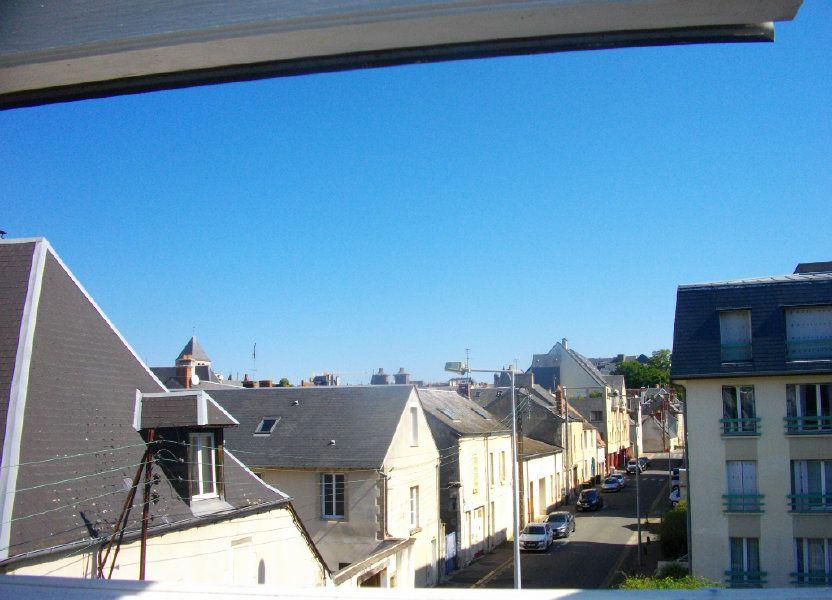 Appartement à louer 41.78m2 à Bourges