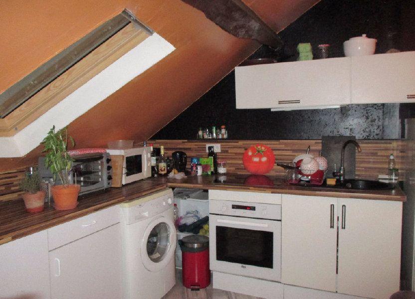 Appartement à vendre 41.34m2 à Bourges
