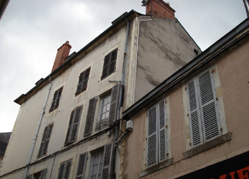 Immeuble à vendre 162.35m2 à Nevers