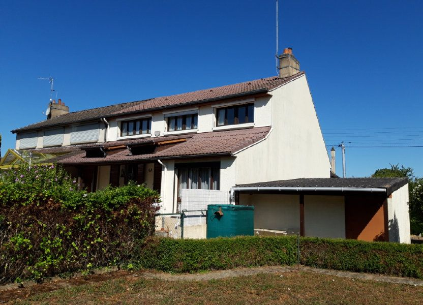 Maison à vendre 130m2 à Déols