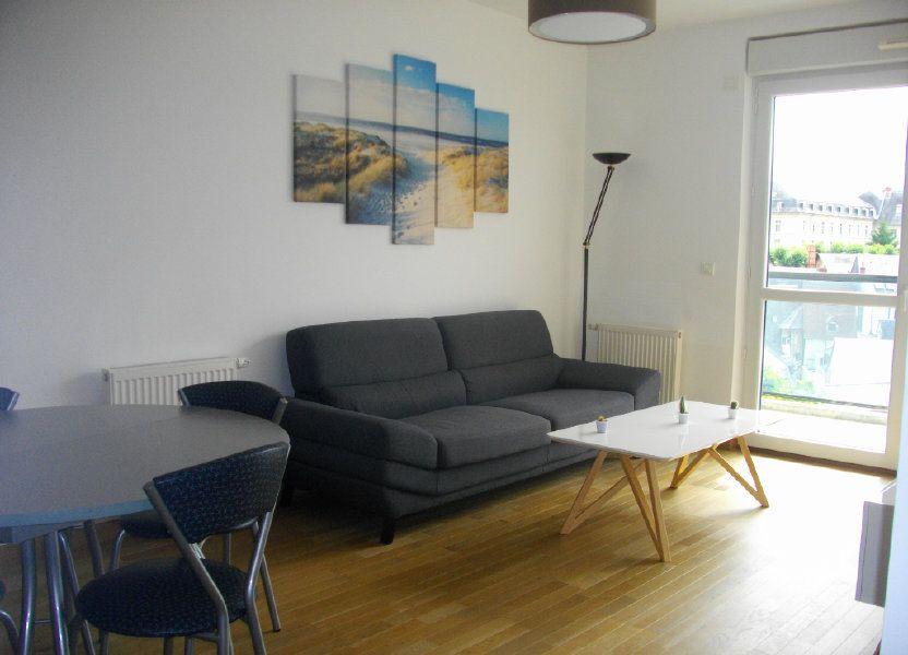 Appartement à louer 41.29m2 à Bourges