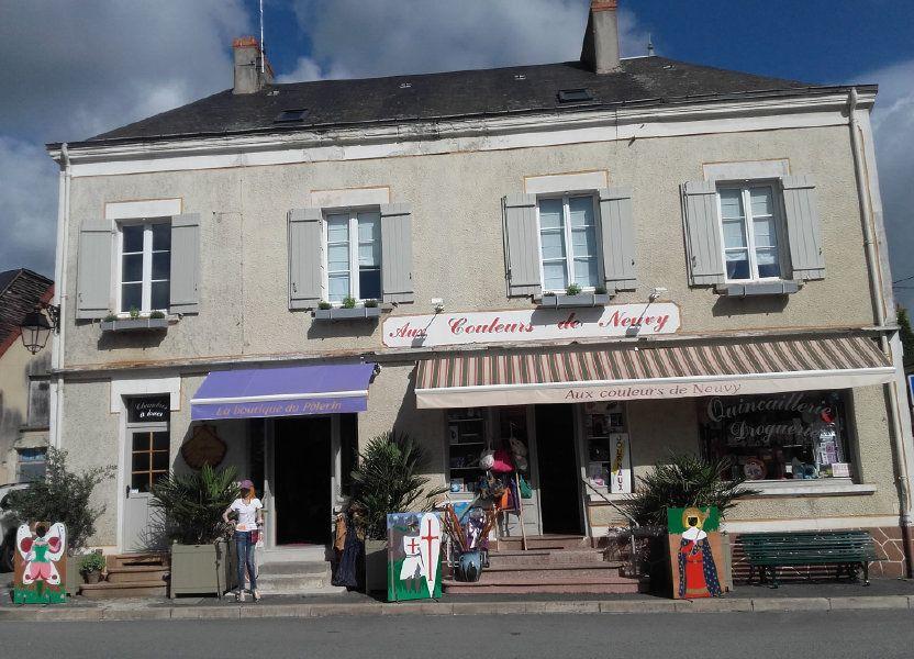 Immeuble à vendre 117m2 à Neuvy-Saint-Sépulchre