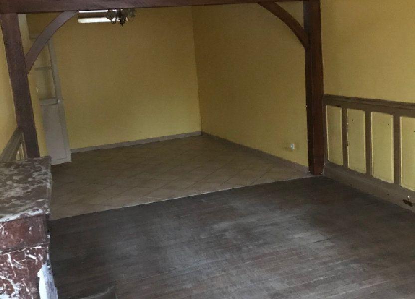 Maison à vendre 113m2 à Saint-Saulge