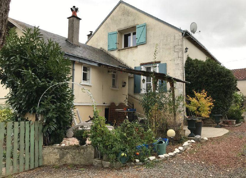 Maison à vendre 110m2 à Le Pêchereau