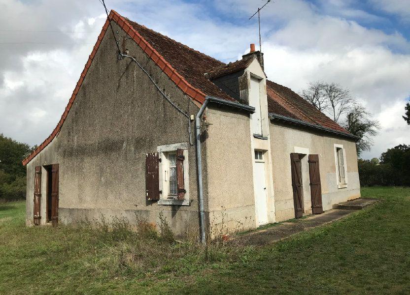 Maison à vendre 70m2 à Fougerolles