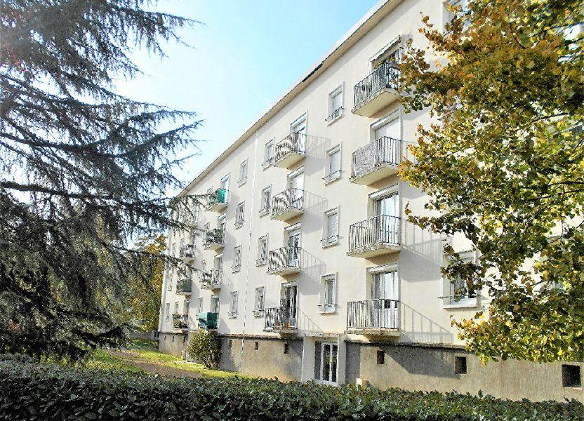 Appartement à vendre 88.28m2 à Varennes-Vauzelles