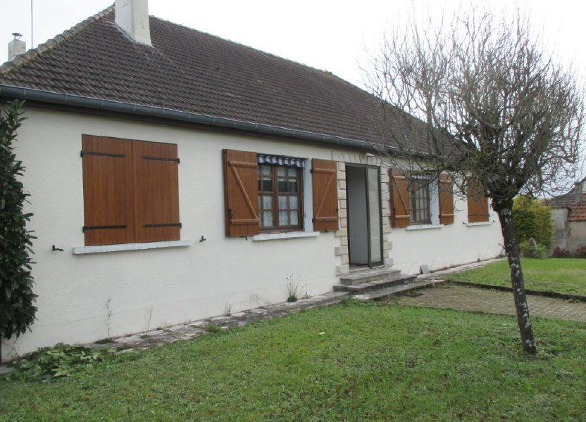 Maison à vendre 151m2 à Berry-Bouy