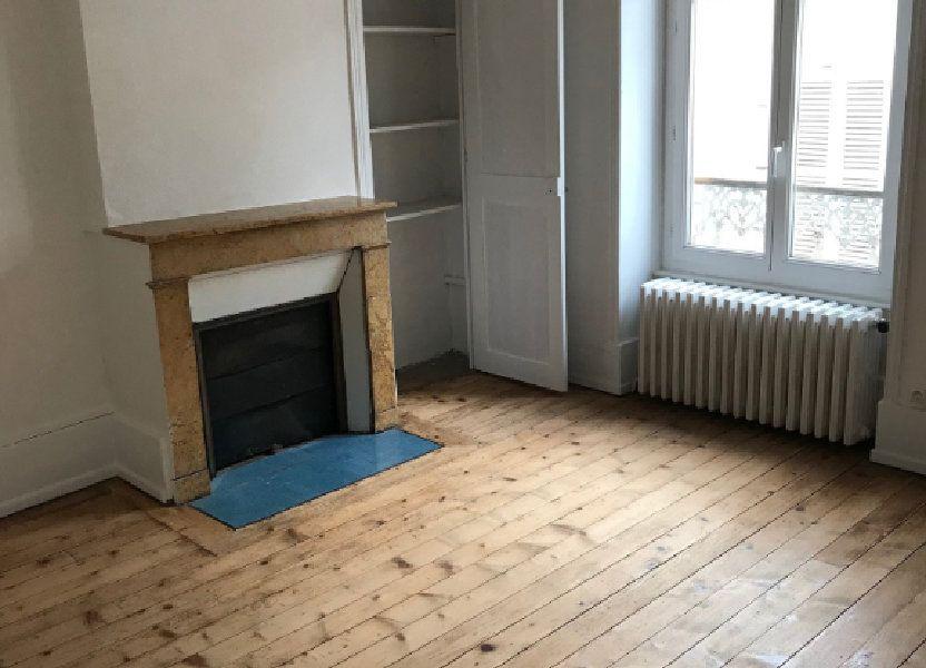 Appartement à vendre 140m2 à La Charité-sur-Loire