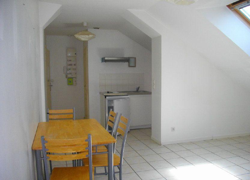Appartement à louer 33m2 à Bourges
